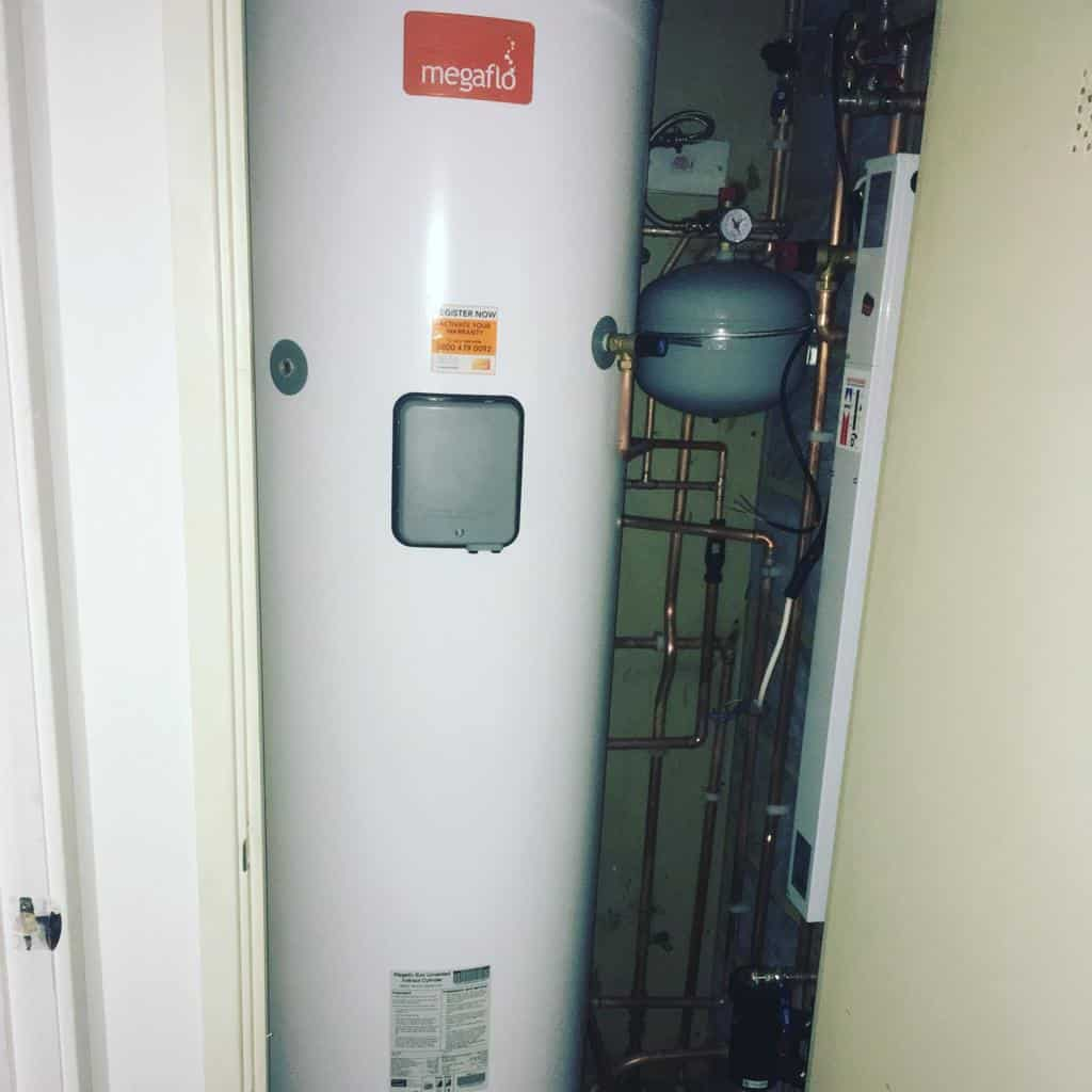 Electric Boiler & Megaflow