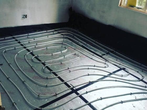 Underfloor Heating 2