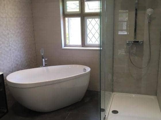 Beautiful Bathroom Suite 9