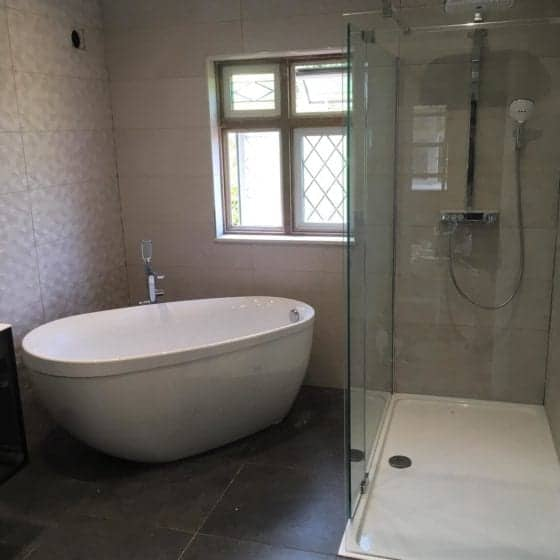 Beautiful Bathroom Suite 9
